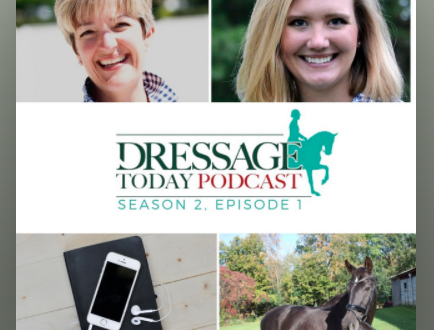 What's New with Dressage Today