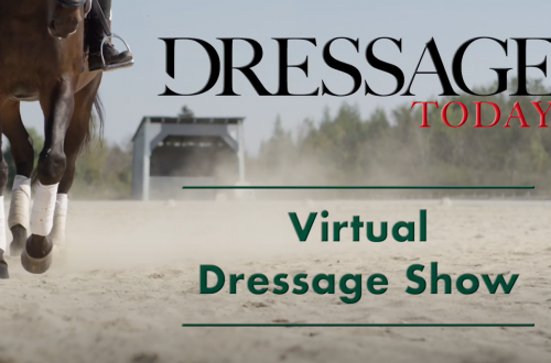 Dressage Today's Virtual Show Video